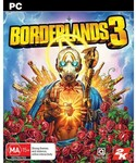 [PC] Borderlands 3 $29 (Digital Code in Physical Case) @ EB Games