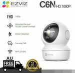 EZVIZ C6N 360° View Wi-Fi Smart IP Security Camera $50.66 Delivered (Was $59) @ Ezviz-Official-Au eBay