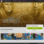 [PC] Free - Europa Universalis II @ GOG