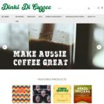 20% off Coffee @ Dinki Di Coffee
