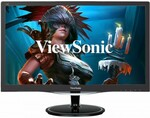 """ViewSonic VX2457-MHD 24"""" Full HD 75hz 1ms Freesync LED Gaming Monitor $159 + Delivery (28% off $59) @ Device Deal"""