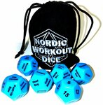 Buy 1 Get 1 Free - Workout Dice - $19 (Was $38) @ Nordic Fitness