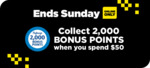 2000 Bonus flybuys Points (Worth $10) with $50+ Online Spend @ Liquorland