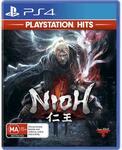 [PS4] Nioh (PlayStation Hits) $12 @ JB Hi-Fi