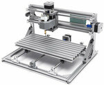 3 Axis Mini DIY CNC Router Wood Engraving Machine for US$109.99 or (~A$146.92) Aus Stock Delivered @ Banggood AU