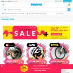 Extra 20% off All January Sale Items @ Pushys