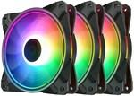 Deepcool CF120 PLUS 120mm A-RGB Case Fan - 3 Pack $49 (Was $79) + Delivery ($0 with mVIP/ Sydney C&C) @ Mwave