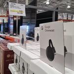 Google Chromecast 3rd Gen $42.99 @ Costco (Membership Required)