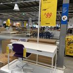 [ACT] ALEX Desk 131x60cm $99 @ IKEA Canberra