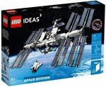 LEGO Ideas International Space Station 21321 $79 Delivered @ Amazon AU