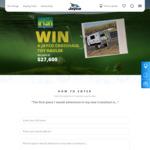Win a Jayco CrossHaul Worth $27,600 from Jayco
