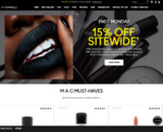 15% off Everything (Online and In-store) + Free Duo Brush ($49 value) with Foundation Purchase (Online) @ M.A.C