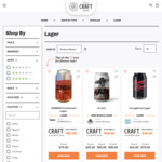 12% off on All Lagers (Excludes Already Discounted Items) + Weight-Based $7-$13 Shipping @ Only Craft Beer
