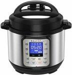 Instant Pot Duo Nova Electric Multi Use Pressure Cooker 3L $115 (Was $189) Delivered @ Amazon AU