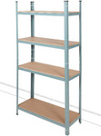 4-Shelf Adjustable Shelving Unit $29 Shipped (1-Day.com.au)