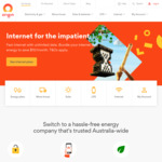 Origin NBN Unlimited Broadband 50/20 for $59/Month (Ongoing) for New Origin Energy Customers