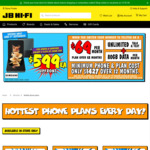 [Pre Order] Samsung Galaxy Z Flip3 5G (128GB) $599, Z Fold3 (256GB) $1599 with Port-in to Telstra $69/M 1-Year Plan @ JB Hi-Fi