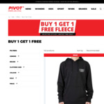30% off + BOGOF on Big Brands + $10 Express Shipping or Free over $120 Spend @ Pivot