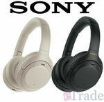 Sony WH-1000XM4 Bluetooth Noise Cancelling Over-Ear Headphones - Black/Silver - $347.65 ($339.47 eBay Plus) @ Etrade eBay