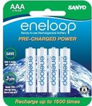 16 AAA Eneloop NiMH Batteries for about AUD $42 Delivered, from Amazon