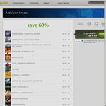 GOG - Activision Greats 60% off (31 Games for $95), Grimrock 50% off
