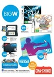 iTunes $50 Card for $40 @ Big W Starts October 11 (Ends October 24)