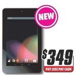 "Asus Google Nexus 7"" 32GB 3G Tab $349, GVA 32"" LED TV $196 @ The Good Guys"