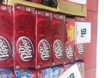 12 Pack Dr Pepper $15 at Reject Shop