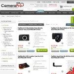 Fujifilm X-E1 Body $785, Fujifilm X-E1 + 35 1.4 $1195 - Strictly Limited Stock