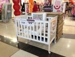 Mothers Choice Sandford Cot $99 Save $250 at Target. North Lakes QLD