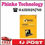 Norton Internet Security  2013 1 Year Licences from $15.49 Delivered @ eBay (Top Rated Sellers)