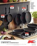 Tefal 28cm Wokpan $25  and other range at Kmart (down from $49)