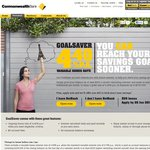 FREE $50 for Opening CBA GoalSaver Account