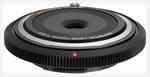 Olympus 15mm F8.0 Body Cap Prime Lens Ultra-Slim 3 Only $75.00 (Norm $99.99) Plazacameras
