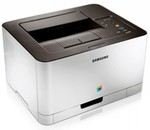 Samsung CLP-365W - Colour Wi-Fi Laser Printer $79 @ Binglee