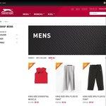 Slazenger BIOSLYX Compression Shorts, Tights, Short & Long Sleeve Tees $15 + Free Shipping > $25