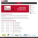 rediatm Big Wednesday $100,000 Giveaway