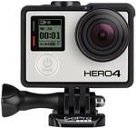 GoPro Hero 4 Black, $546.93 Shipped @ Pushys (Aus Stock)