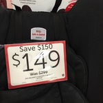 Safe-N-Sound Balance Convertible Car Seat $149 (50% off) at Target (in Store Only)