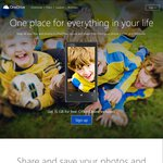 100GB of OneDrive Storage for Free for 2 Years - No Country Restriction