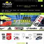 Head Apparel - All 50% off @ Tennis Ranch