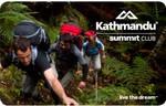 FREE Kathmandu Summit Club Membership (Worth $10) Plus 40% off for Members