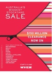 Philips, Sunbeam Steam Generator/Station 70% off+Free Delivery & More - Myer Stocktake Sale
