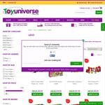EOFY Toy Sale on all LEGO @ Toy Universe