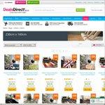 Rug 230x160cm $49.95 Shipped @ DealsDirect