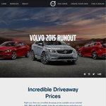 Volvo V40 T4 Kinetic Hatch $36,888 Driveaway. Save over $10,000