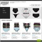 50% Off Mens and Ladies Underwear @ XYXX Apparel Website