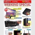 """Samsung 31.5"""" FHD Curved Monitor LS32E590CS $599 @ MSY Fri 11/9 - Sun 13/9"""