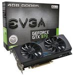 EVGA GeForce GTX970 4GB ACX Dual Fan PCI-E 3.0 Video Card $398.70 @ Free Shipping Tech eBay