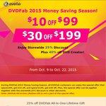 40% off DVDFab DVD Creator - $36.30 ($24.2 Saved)